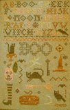 click here to view larger image of Alphaboo Sampler (chart)