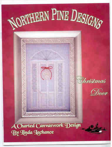 click here to view larger image of Christmas Door (chart)