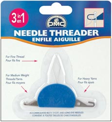 click here to view larger image of DMC 3-in-1 Needle Threader (accessory)