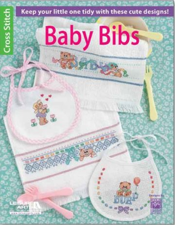 click here to view larger image of Baby Bibs (chart)