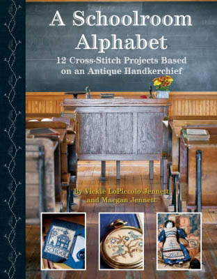 click here to view larger image of Schoolroom Alphabet (book)