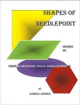 click here to view larger image of Shapes of Needlepoint III (book)