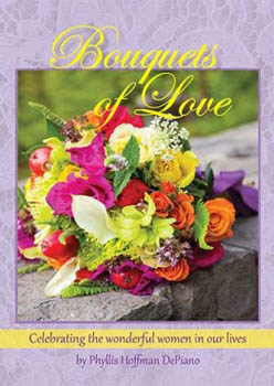 click here to view larger image of Bouquets of Love (book)