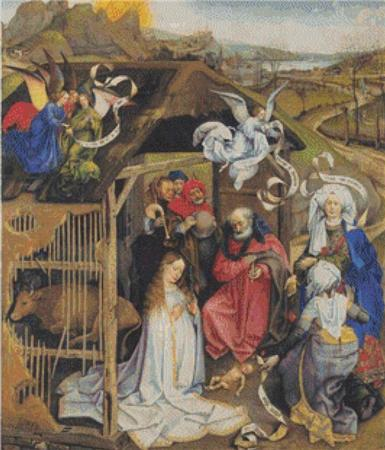 click here to view larger image of Adoration of Shepherds (chart)