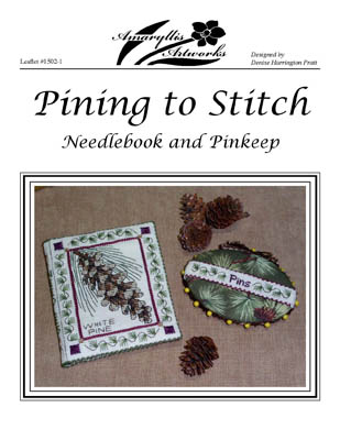 click here to view larger image of Pining To Stitch (chart)