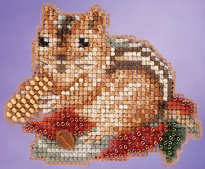 click here to view larger image of Chippy (counted cross stitch kit)