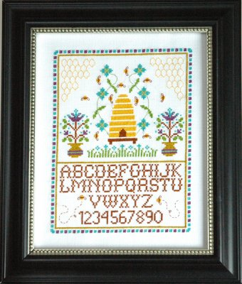 click here to view larger image of Beehive Sampler (chart)