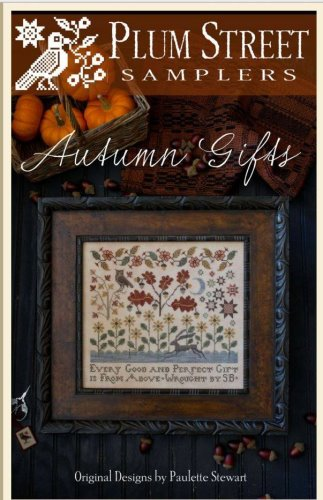 click here to view larger image of Autumn Gifts (chart)
