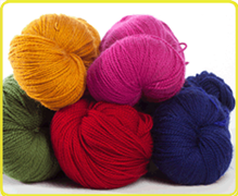click here to view larger image of Planet Earth - Wool (fiber)