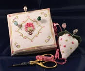 click here to view larger image of Beautiful Spring Sewing Set (chart)