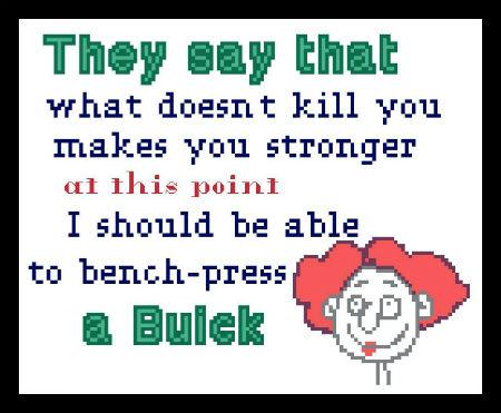 click here to view larger image of Bench Press A Buick (chart)