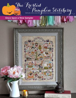click here to view larger image of Once Upon A Time Sampler (chart)