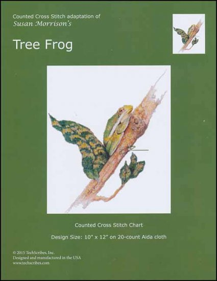 click here to view larger image of Tree Frog (chart)
