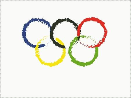 click here to view larger image of Abstract Olympic Rings (chart)