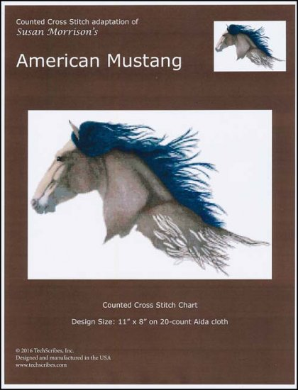 click here to view larger image of American Mustang (chart)