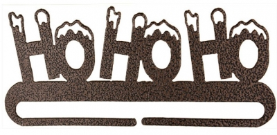 click here to view larger image of HoHoHo Split Bottom Bellpull - Copper Vein - 8in (accessory)