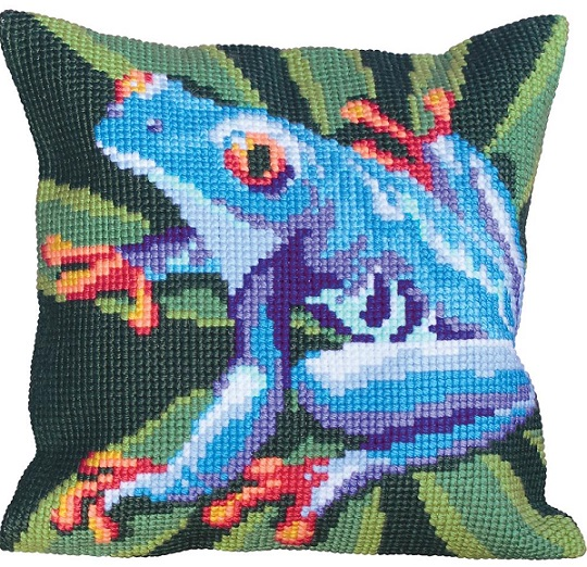 click here to view larger image of Celeste (needlepoint)