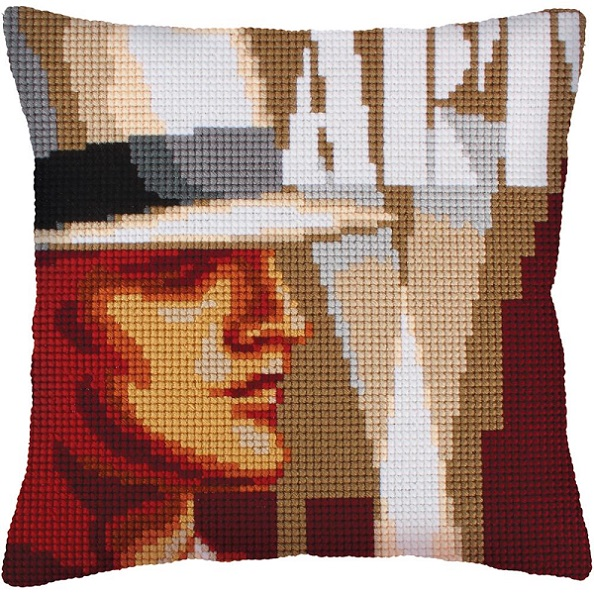 click here to view larger image of Art Deco I (needlepoint)