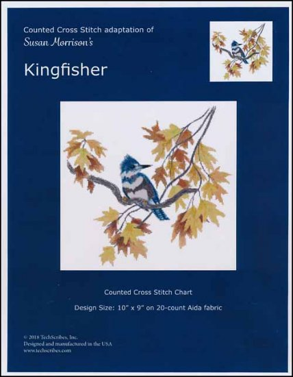 click here to view larger image of Kingfisher (chart)