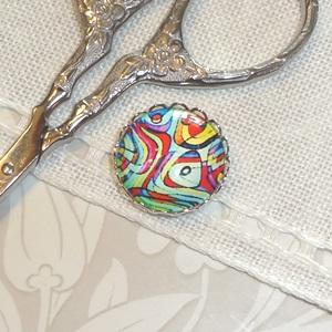 click here to view larger image of Art Deco Needle Minder (accessory)