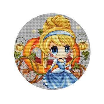 click here to view larger image of Cendrillon Magnet (accessory)