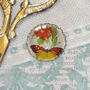 click here to view larger image of Butterfly Needle Minder (accessory)