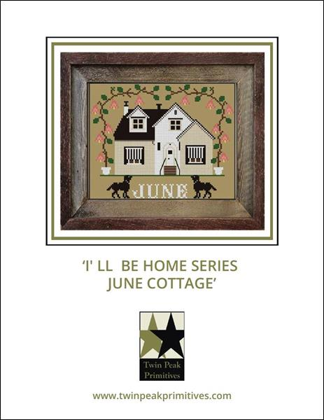 click here to view larger image of I'll Be Home - June Cottage (chart)