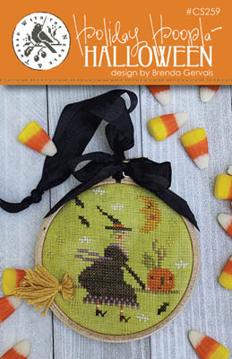 Holiday Hoopla - Halloween - click here for more details about chart