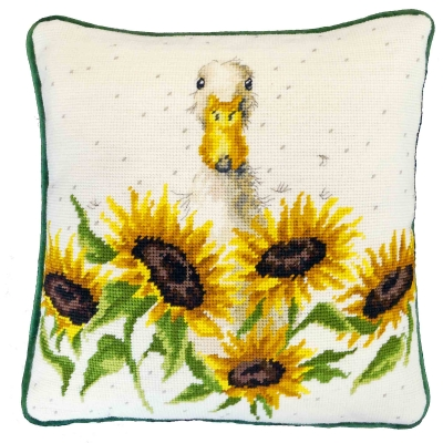 click here to view larger image of Sunshine (needlepoint kit)