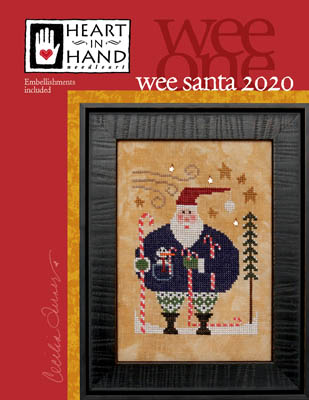 click here to view larger image of Wee Santa 2020 (chart)