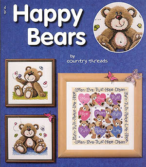 click here to view larger image of Happy Bears (chart)