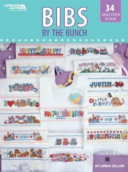 click here to view larger image of Bibs by the Bunch (book)