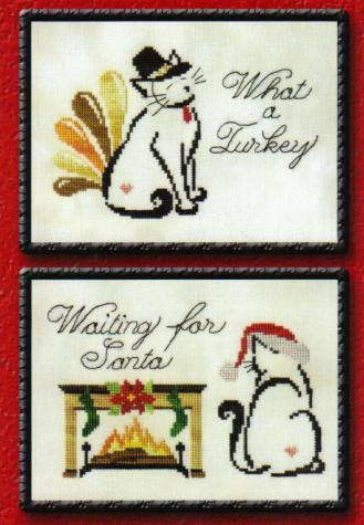 click here to view larger image of Britty Kitties - November/December Monthly (chart)