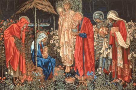 click here to view larger image of Adoration of the Magi  , The (chart)