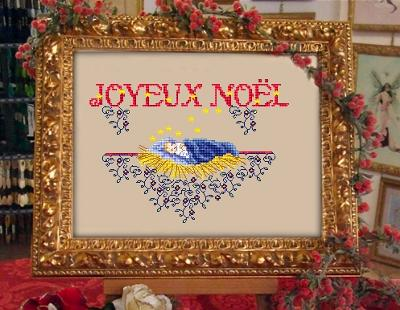 click here to view larger image of Holy Baby (Joyeux Noel) (chart)
