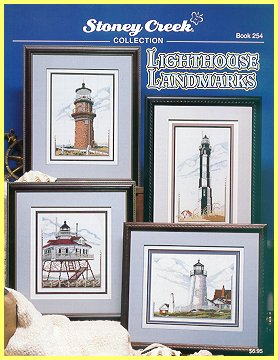 click here to view larger image of Lighthouse Landmarks (book)