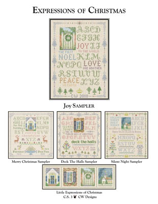 click here to view larger image of Joy Sampler (chart)