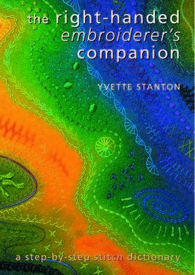 click here to view larger image of Right Handed Embroiderer's Companion (book)