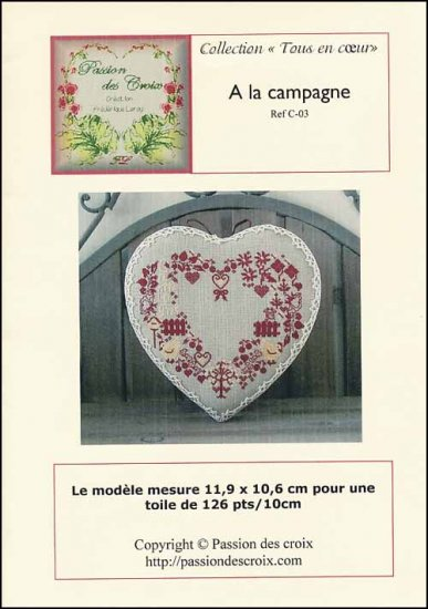 click here to view larger image of A La Campagne (chart)