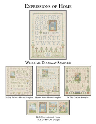 click here to view larger image of Welcome Doorway (chart)