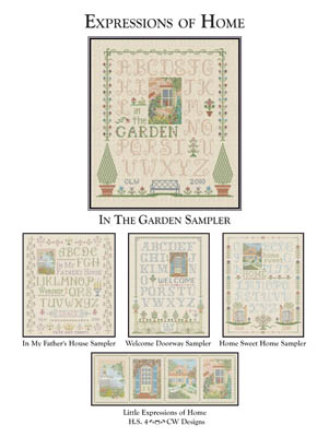 click here to view larger image of In The Garden (chart)