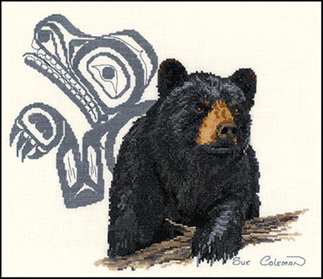 click here to view larger image of Black Bear (chart)