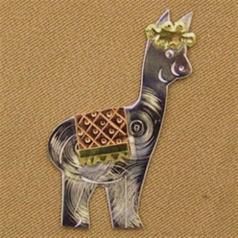 click here to view larger image of Alpaca - Magnetic Needle Nanny (accessory)