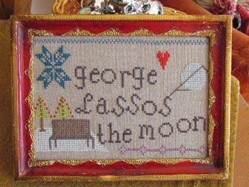 click here to view larger image of George Lassos The Moon (chart)