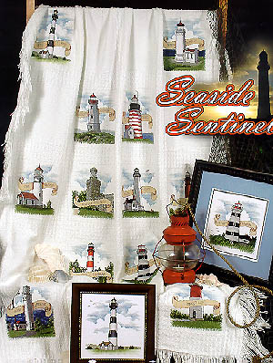 click here to view larger image of Seaside Sentinels (book)