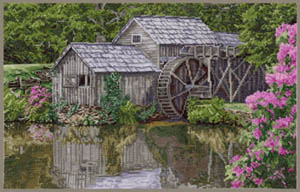 click here to view larger image of Mabry Mill (chart)